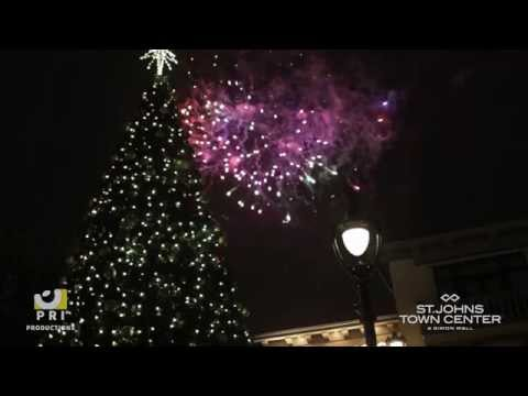 St. Johns Town Center Holiday Spectacular 2014!