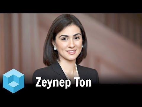 Zeynep Ton, MIT | MIT Expert Series: Good Jobs Strategy