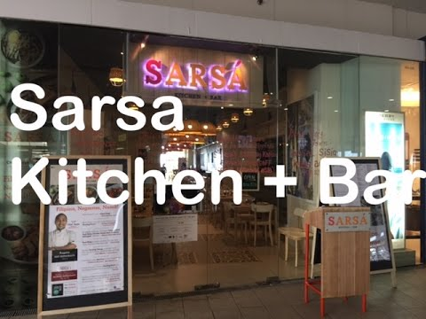 Sarsa Kitchen and Bar SM Mall of Asia Pasay City by HourPhilippines.com