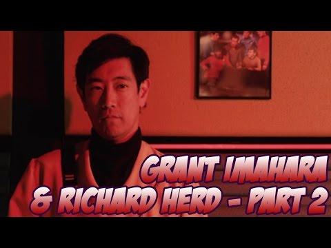 Grant Imahara & Richard Herd - On Back Stabbings and Motivations