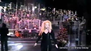 PATRIZIA BULGARI - Giselle (Festival Di Sanremo 1991 - AUDIO HQ)