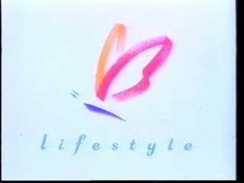 Lifestyle Channel 1987 Ident