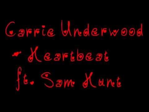 Carrie Underwood - Heartbeat [Lyric Video]