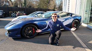 How TGE Bought His SECOND Ferrari