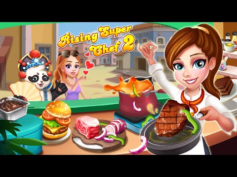 Rising Super Chef 2 : Cooking Game 1