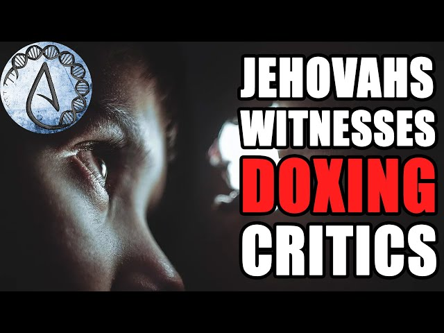 Jehovahs Witnesses Don't Agree With Privacy