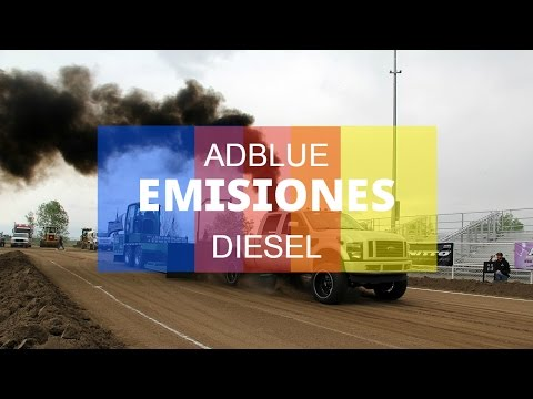 Reducción Catalítica Selectiva - Emisiones Diesel y Adblue