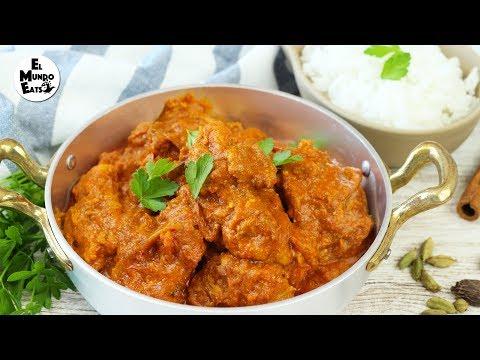 Best Punjabi Chicken Curry Recipe El Mundo Eats