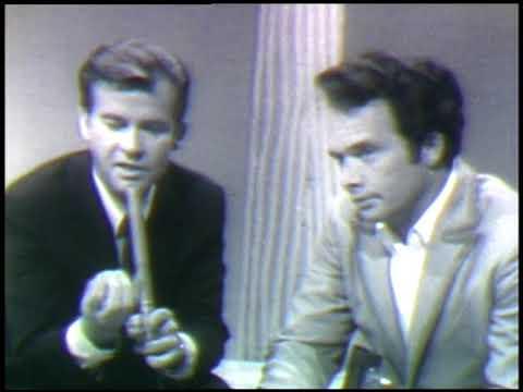 American Bandstand 1968- Interview Merle Haggard
