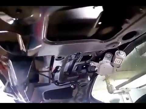 2008 Saturn Vue Hatch Interior Removal