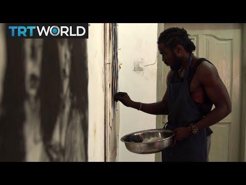 Creating Political Art In Ghana | Political Art | Showcase