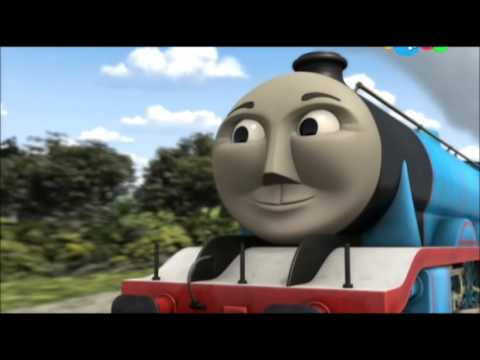 Thomas and friends. Confusion. 13 season. 4 series.
