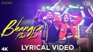 Bhangra Paa Le Lyrical Bhangra Paa Le Sunny Kaushal Rukshar Dhillon Shubham Jam8 Mandy