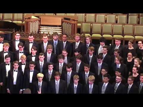 AFTERNOON ON A HILL - Byron Nelson A'Capella Choir and Plano Senior High School Choir