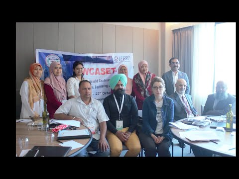 23rd WCASET 2019   International Conference   Applied Science   Engineering   Melbourne - IFERP