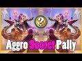 Aggro Secret Paladin   Rise of Shadows
