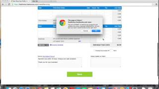 FreshBooks - How to create Invoices, Recurring Invoices, Estimates & Using Credits