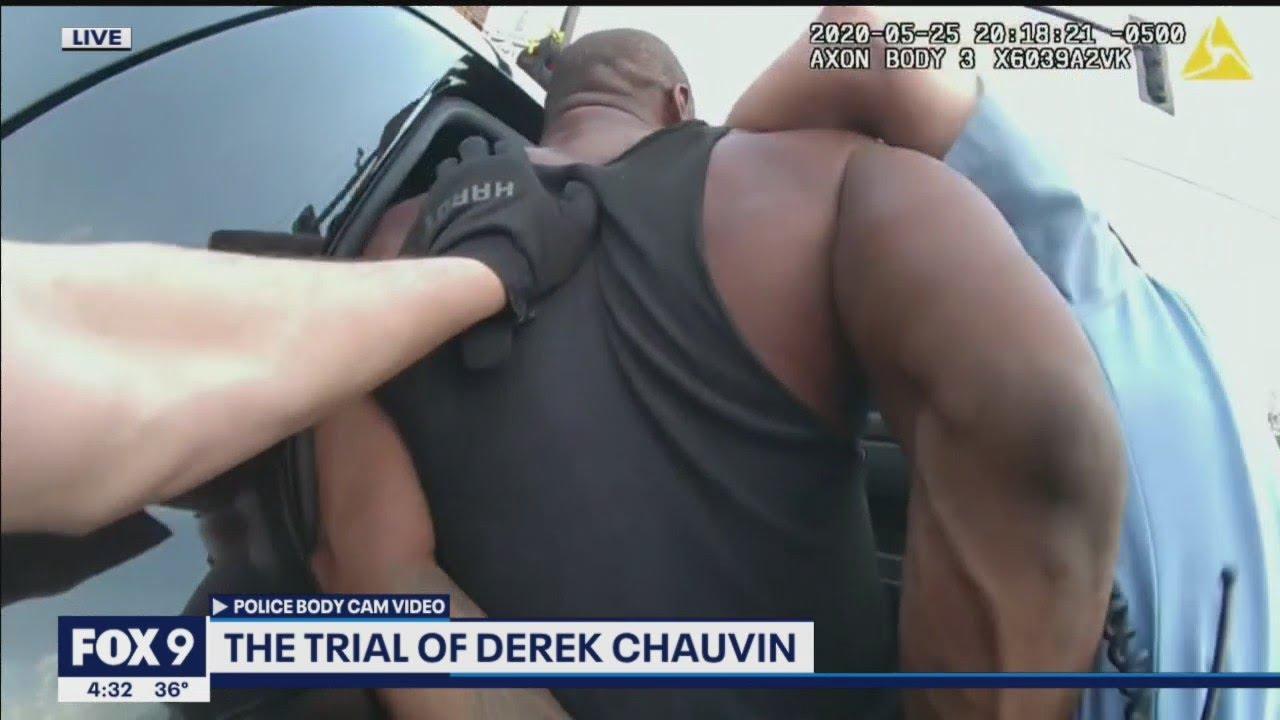 Derek Chauvin body camera video of George Floyd arrest shown at trial | FOX 9 KMSP