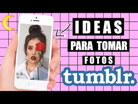 IDEAS PARA TOMAR FOTOS TUMBLR