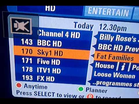FreeView in the uk