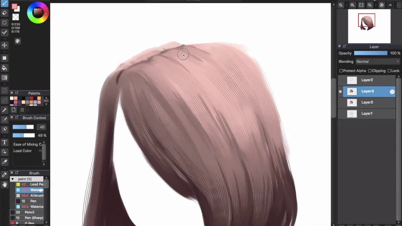 How To Remove Paint From Hair
