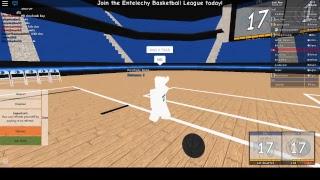 Entelechy Basketball League: Orlando Vs Toronto(Roblox)