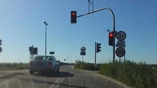 Jedź bezpiecznie odc. 654 (czerwone światło)