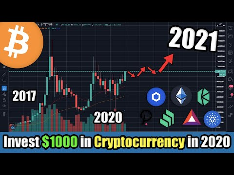 How I Would Invest $1000 in Cryptocurrency in 2020 | What is Best Cryptocurrency to Buy in 2020