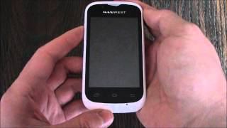 How To Hard Reset A Maxwest Orbit 330G Smartphone