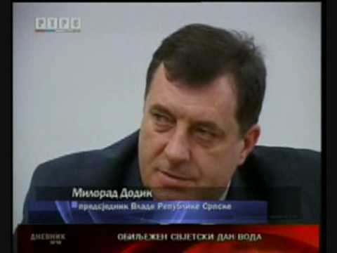 High Representative in Bosnia and Herzegovina Legal violence against democracy 18.3.2010. †