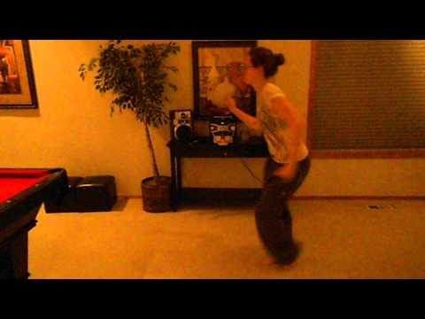 Pegate by Ricky Martin ~ Choreography by Nina de Leon