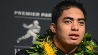 NFL Teams Want to Know if Manti Te