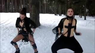 Carla's Dreams - треугольники клип ( танцевальный клип, хореография, танец,