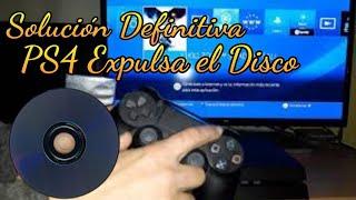 solución: PS4 Expulsa el disco / Problema Estático en PS4 fat - almadgata