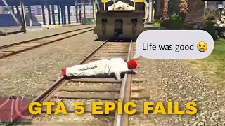 GTA 5 EPIC FAILS [2021] FUNNY GAME MOMENTS | STUPIDS IN GTA 5