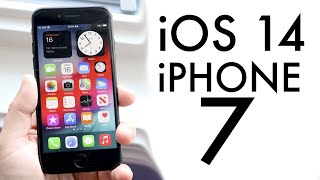 iOS 14 OFFICIAL On iPhone 7! (…