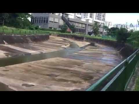 Singapore Drainage System- Environment