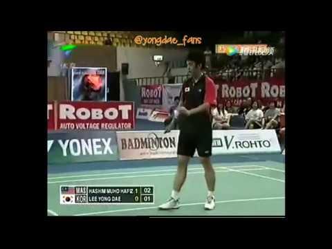 2008 Lee Yong Dae Playing Men