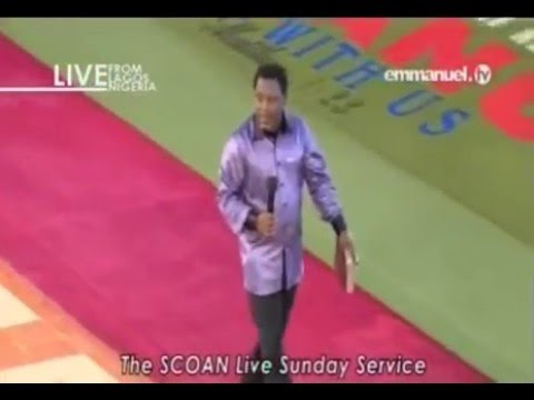 Refuse To Be Offended  by Tb Joshua