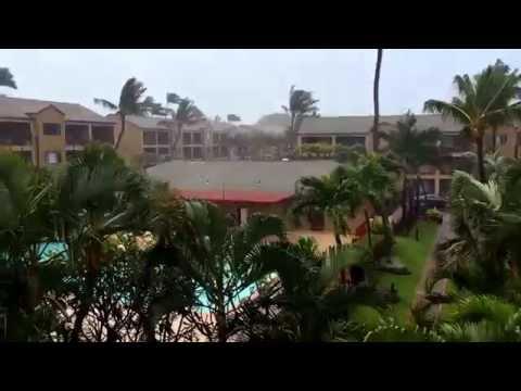 Wind, Rain and... Sun, Maui, April 13, 2014