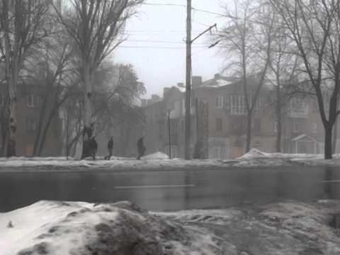 Киевский район обстрел