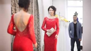 """Рекламный ролик салона свадебной и вечерней моды """"Je T'aime"""""""