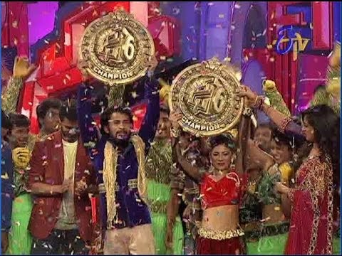 Dhee 6 - 29th January 2014 (GRAND FINALE)
