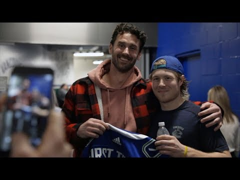 NHL First Timer: Paul Marlow