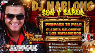 Prepara Tu Palo - Claudia Salomone y Los Matamoros - DJ Marlong Son y Sabor 2015 thumbnail