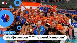 Nederland voor het eerst wereldkampioen handbal!