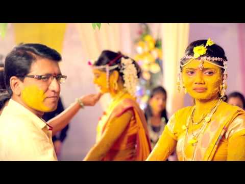 Chaitali & Prashant ,, Akshata & Bhushan Wedding candid Hightlight