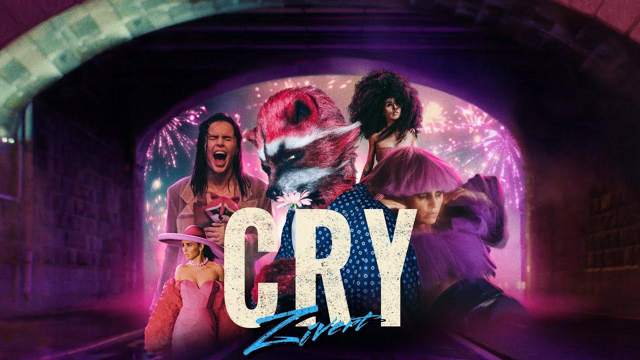 Zivert  CRY  Премьера клипа
