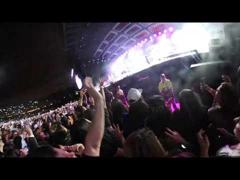 Bruno Mars - Uptown Funk / Morumbi Stadium / Sao Paulo / Brasil