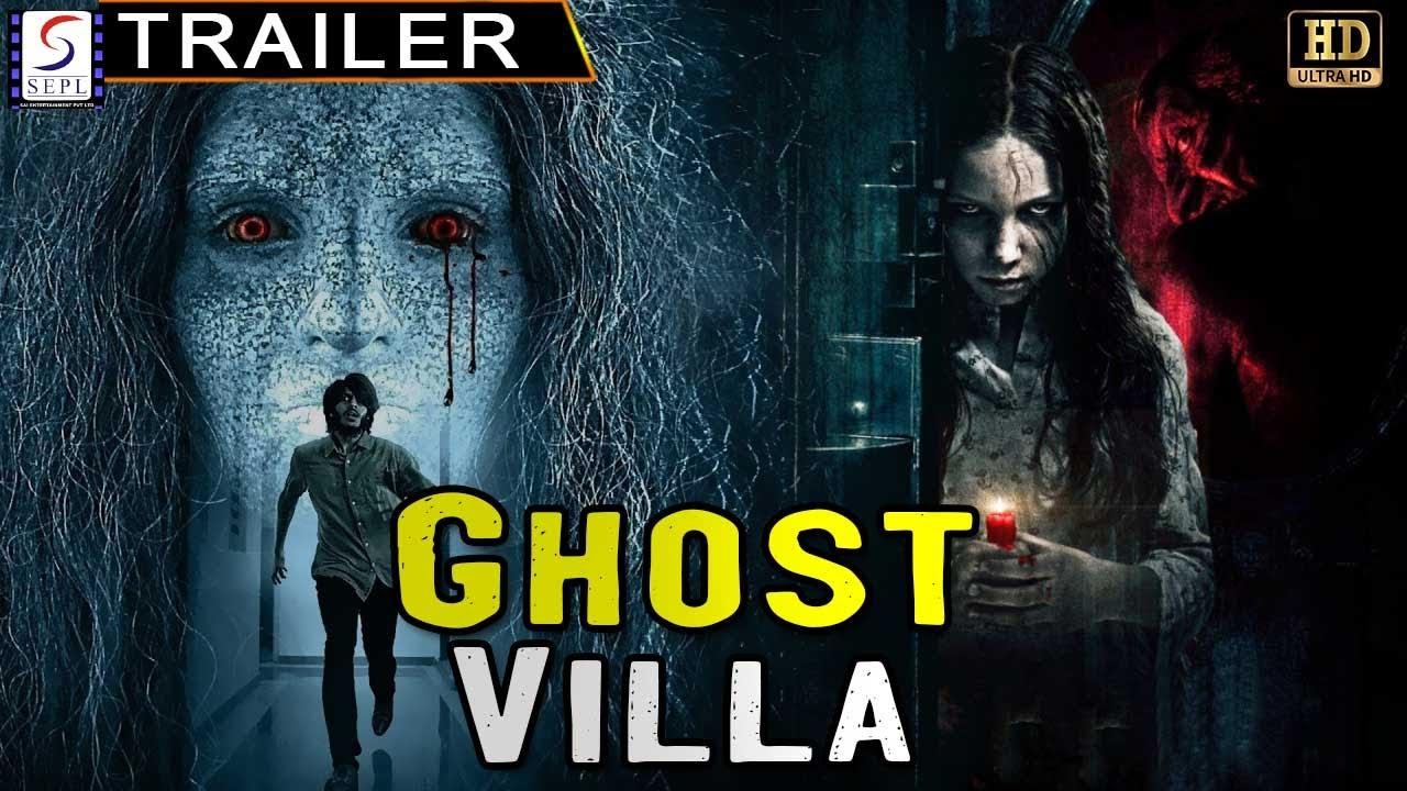 घोस्ट विला - Ghost Villa | Hindi  Dubbed Official Trailer | John Jacob, Parvathy Nambiar